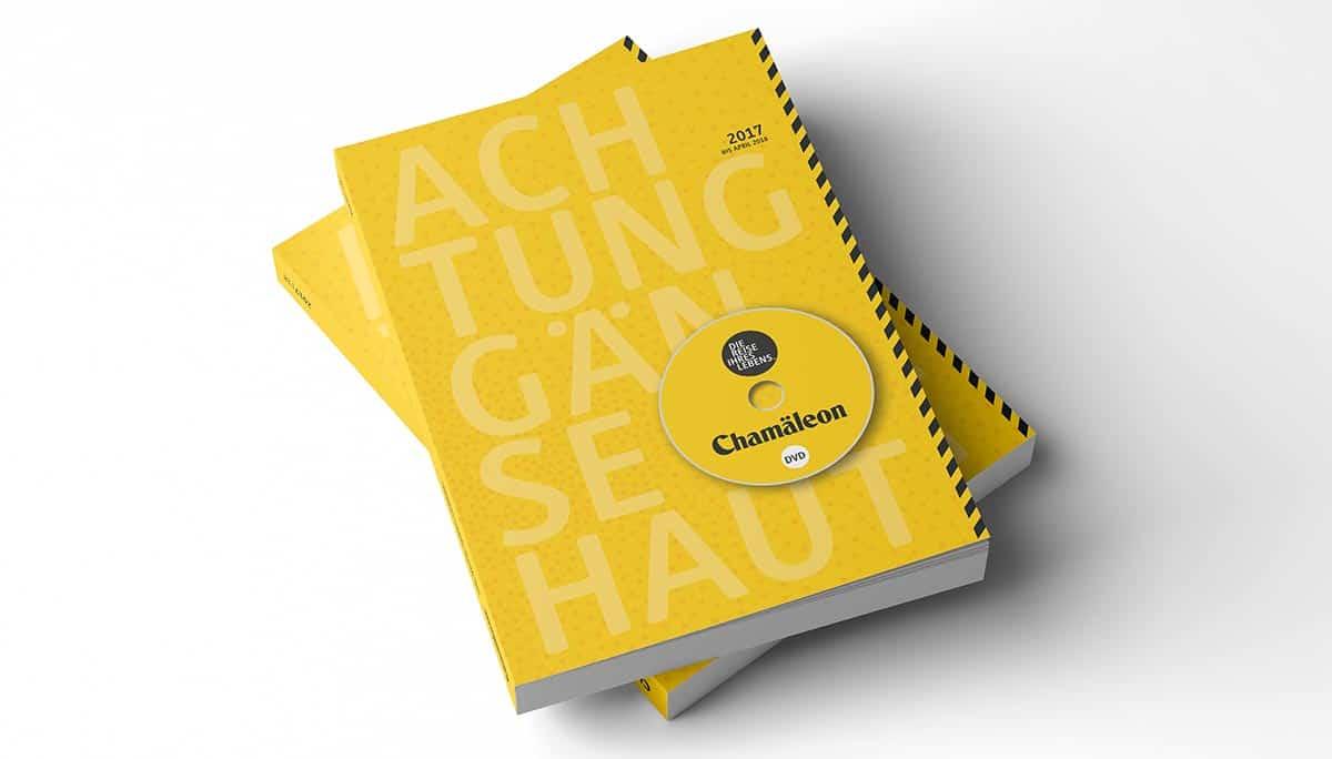 KATALGTITEL MIT Strukturlack und DVD